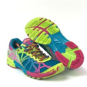 ASICS Womens Gel Noosa Tri 9 Running Shoes Size 9